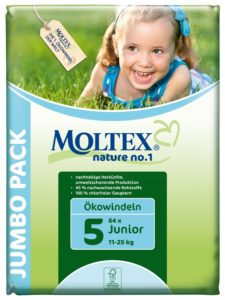 Moltex nature no.1 Ökowindeln