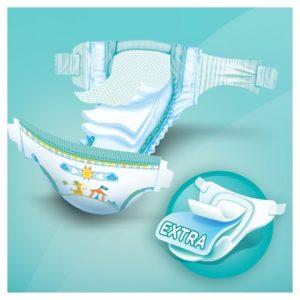 Pampers Baby Dry Schichten