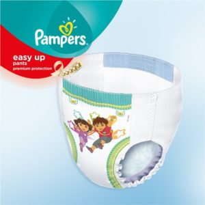 Pampers Easy Up Pants