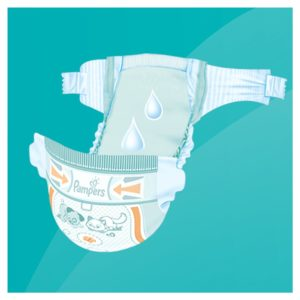 Pampers simply dry Lagen