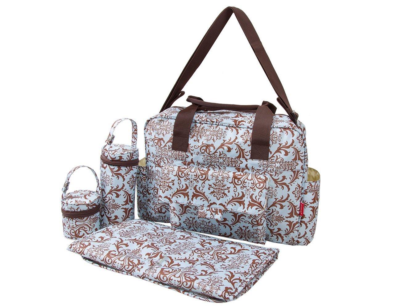Die Wickeltasche – Was gehört hinein?