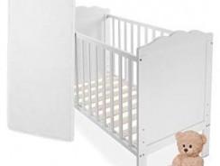 Ein Babybett mit Matratze einfach einkaufen